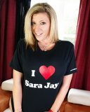 I Love Sara Jay T-Shirt Small