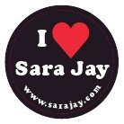 I Love Sara Jay Sticker